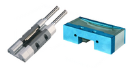 Pneumatic Profile Rail Clamps