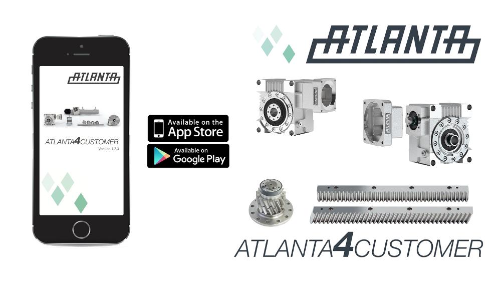 BIBUS Hungary: Atlanta4Customer applikáció iOS és Android os
